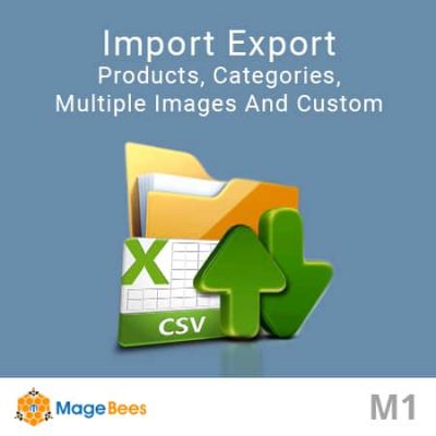 Magento Import Export Products