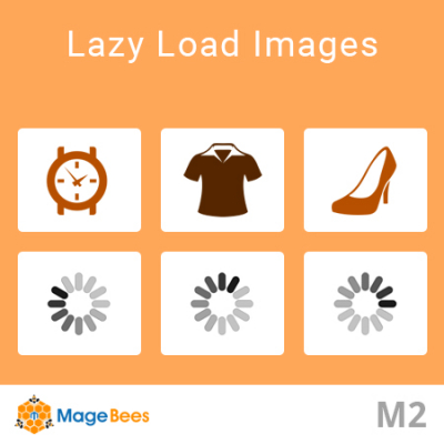 Lazy Load Images Extension for Magento 2
