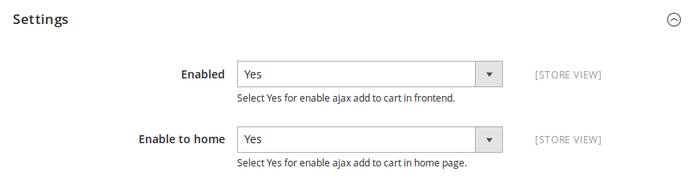 Ajax Add To Cart Pro Configuration