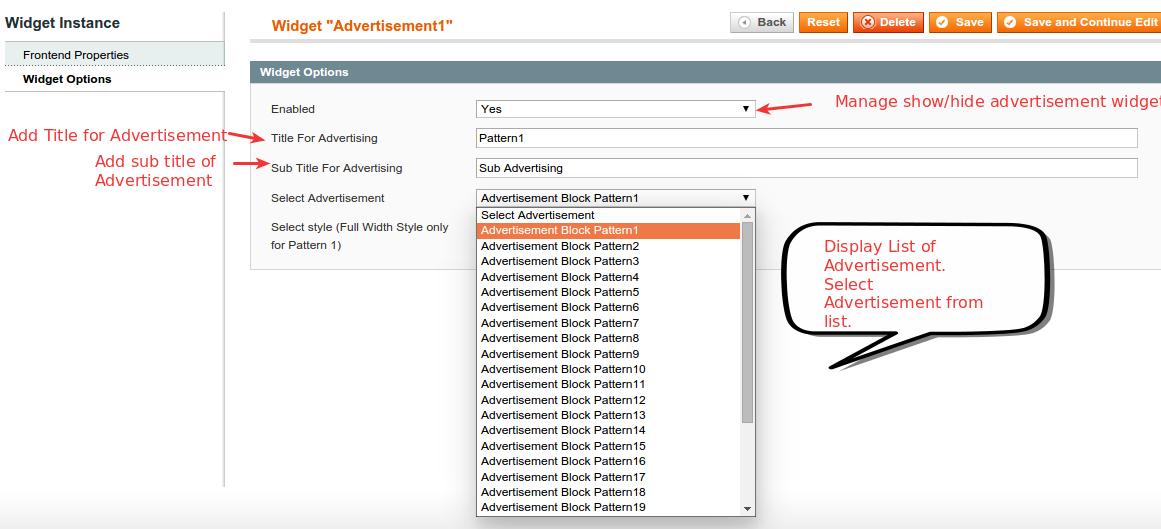 Select Advertisement