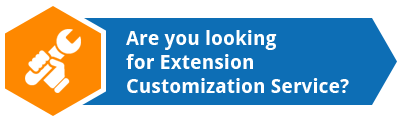 Are You Looking For Extension Customization Service