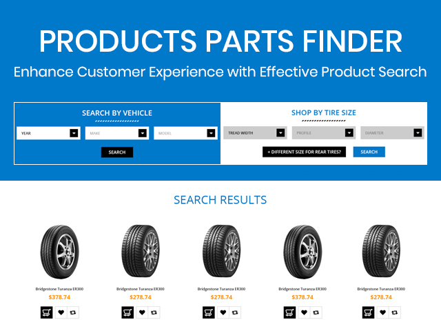 Product Parts Finder: Easy Product Search made Possible