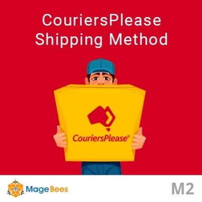 CouriersPlease Shipping Method
