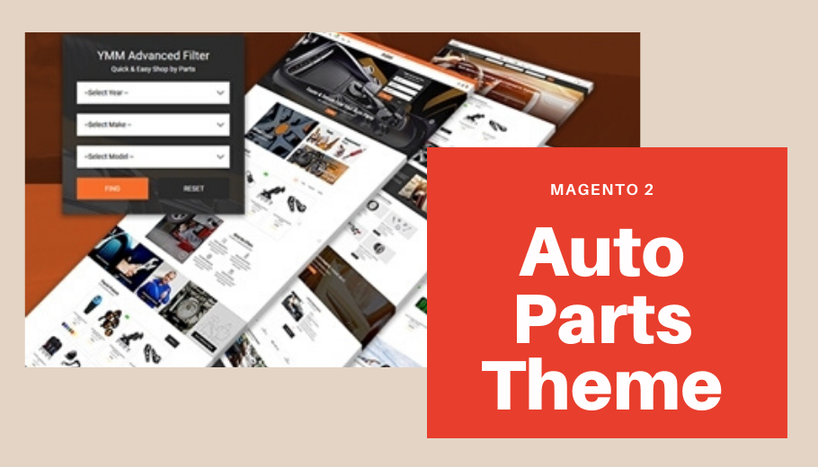 Magento 2 Auto Parts Theme: The Best Theme for your Online Auto Store