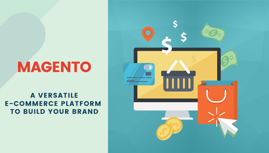 Why build an Online E-Commerce Store with Magento?