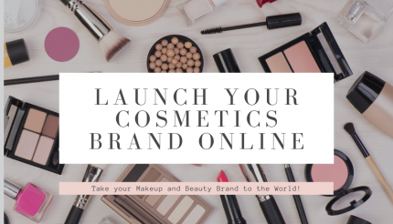 4 Reasons to launch a Beauty E-commerce Store for your Cosmetics Brand