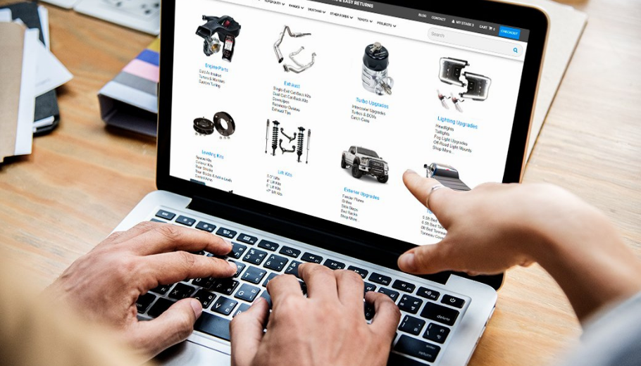 Magento Auto Parts Theme: Sell Auto Parts Online Successfully